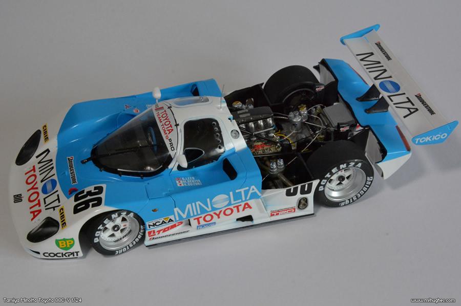Tamiya Model Car Kits